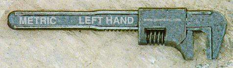 Image result for left handed monkey wrench